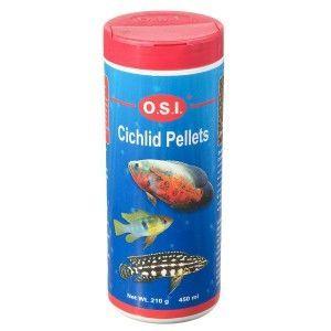Pokarm dla pielęgnic Cichlid granulat 95g O.S.I.