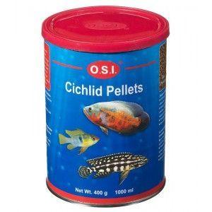Pokarm dla pielęgnic Cichlid granulat 400g O.S.I.