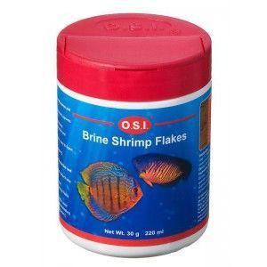 Brine shrimp flakes płatki dla ryb wszystkożernych 30g O.S.I.