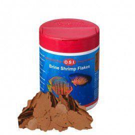 Brine shrimp flakes płatki dla ryb wszystkożernych 200g O.S.I.