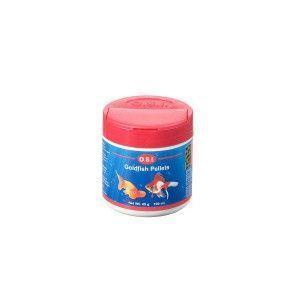 Pokarm dla karasia złocistego w granulkach Goldfish pellets 45g OSI