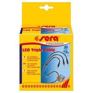 Rozdzielacz LED Triple Cable Sera