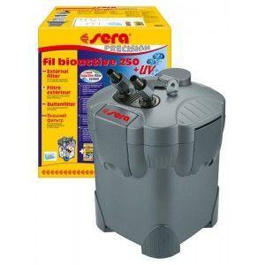 Filtr zewnętrzny Fil bioactive UV 250 Sera