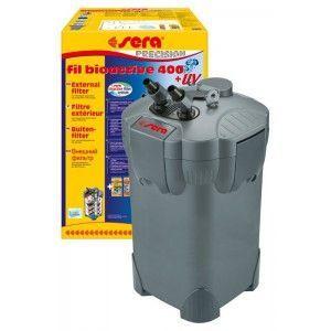 Filtr zewnętrzny Fil bioactive UV 400 Sera
