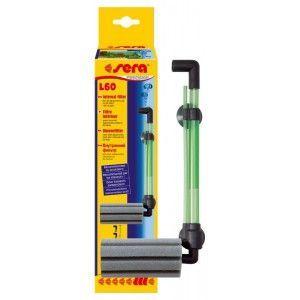 Napowietrzający filtr gąbkowy L60 Sera