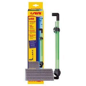 Napowietrzający filtr gąbkowy L150 Sera