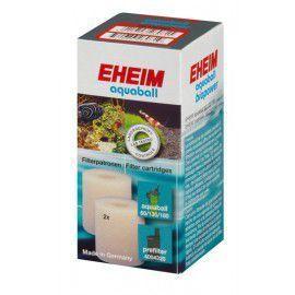 Gąbka filtracyjna do filtrów wewnętrznych 2208-2212 Biopower 160-240, Aquaball 60-180, prefiltr 2 sztuki Eheim