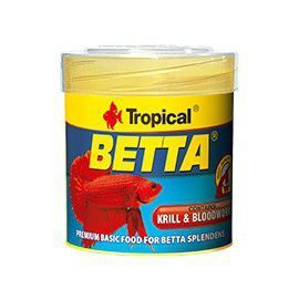 TROPICAL BETTA 50ml/15g