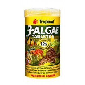 Tropical 3-Algae Tablets B [250ml/150g]