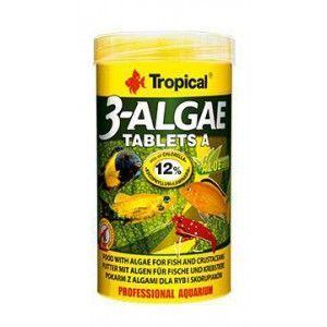 Tropical 3-Algae Tablets A [250ml/150g]