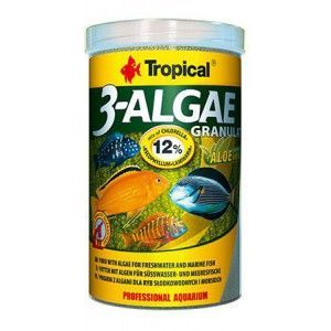 Tropical 3-Algae Granulat [250ml/95g]