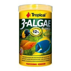 Tropical 3-Algae Flakes [1000ml/200g]