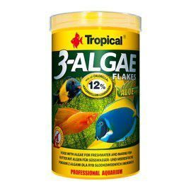 Tropical 3-Algae Flakes [100ml/20g]