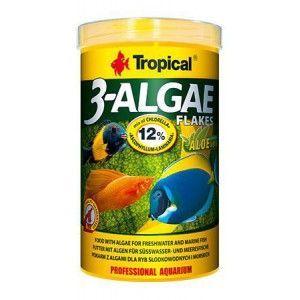 Tropical 3-Algae Flakes [100ml/20g]