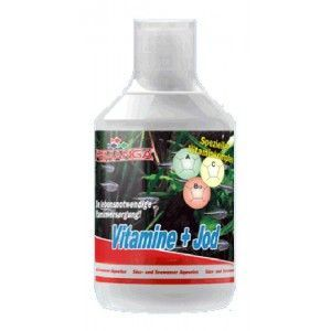 FEMANGA VITAMINE + JOD 500ml