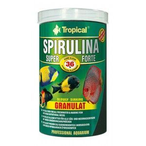 TROPICAL SUPER SPIRULINA FORTE GRANULAT 1000ml/600g