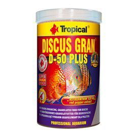 TROPICAL DISCUS GRAN D-50 PLUS 250ml/138g