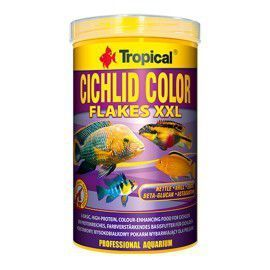 TROPICAL CICHLID COLOR XXL 1000ml/150g