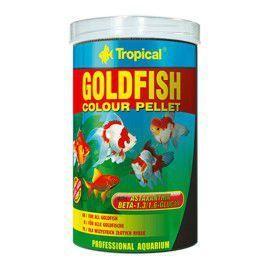 TROPICAL GOLDFISH COLOUR PELLET 250ml/75g