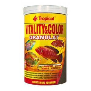 TROPICAL VITALITY & COLOR GRANULAT 1000ml/550g