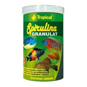 TROPICAL SPIRULINA GRANULAT 1000ml/600g