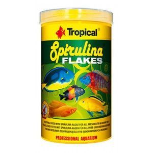 TROPICAL SPIRULINA FLAKES 1000ml/200g