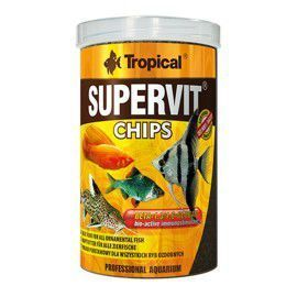 TROPICAL SUPERVIT CHIPS 250ml/130g