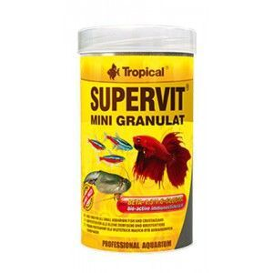 TROPICAL SUPERVIT MINI GRANULAT 250ml/150g