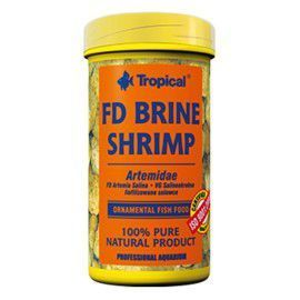 TROPICAL FD BRINE SHRIMP 100ml/8g