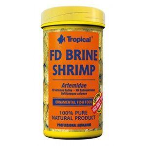 TROPICAL FD BRINE SHRIMP 100ml/8g