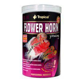 TROPICAL FLOWER HORN YOUNG PELLET 250ml/95g