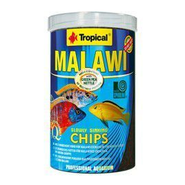 TROPICAL MALAWI CHIPS 250ml/130g