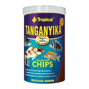 TROPICAL TANGANYIKA CHIPS 250ml/130g