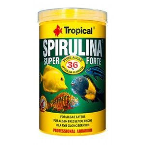 TROPICAL SUPER SPIRULINA FORTE 250ml/50g