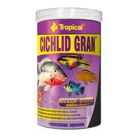 TROPICAL CICHLID GRAN 100ml/55g