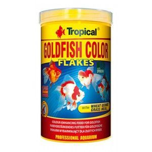 TROPICAL GOLDFISH COLOR 100ml/20g