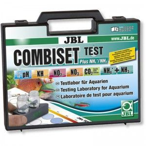 JBL TEST COMBI SET - TEST PH KH FE NO2 NO3