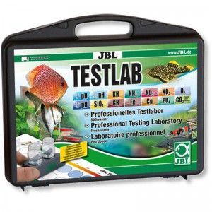 JBL TEST TESTLAB - TEST KH PH GH NO2 NO3 FE NH4 CO2 PO4