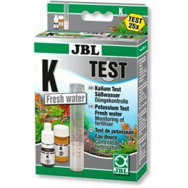 JBL Potassium Test K - potas