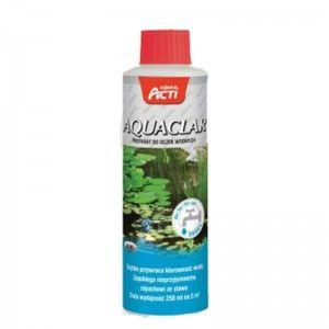 Uzdatniacz do oczka wodnego ACTI POND AQUACLAR 250 ML Aquael