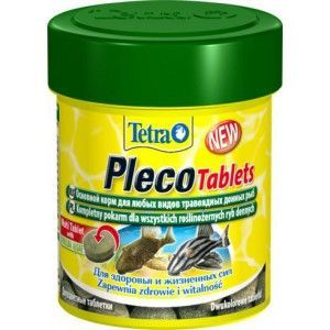 Tetra Pleco Tablets [120 tabletek]