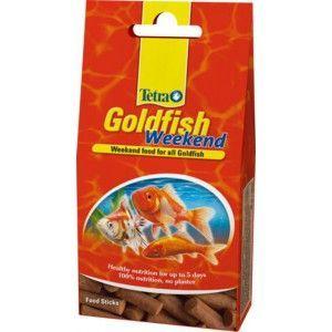 Tetra Goldfish Weekend [10 pałeczek]