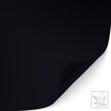 Tło, folia samoprzylepna czarna [wys. 50 cm]