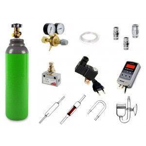 Zestaw CO2 Digital Exclusive z butlą 2,1l