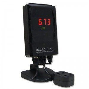 Komputer Macro Aqua pH z automatyczną kalibracją NEW