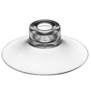 Przyssawka silikonowa z otworem PIN