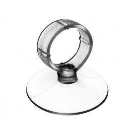 Przyssawka silikonowa z oczkiem [22mm]