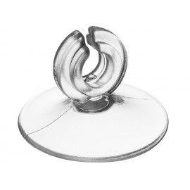 Przyssawka silikonowa z chwytakiem otwartym [6mm]