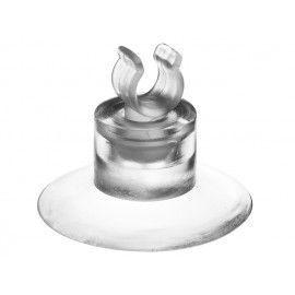 Przyssawka silikonowa z chwytakiem 6 mm