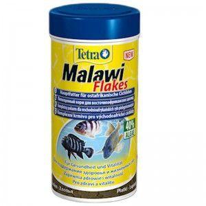 Malawi Flakes, płatki dla pielęgnic z jeziora Malawi, 100ml (T244191) Tetra